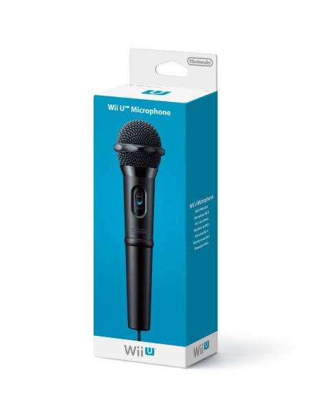 Nintendo Wii U - Mikrofon