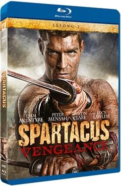 Spartacus: Vengeance - Säsong 2 (2012)  hos WEBHALLEN.com