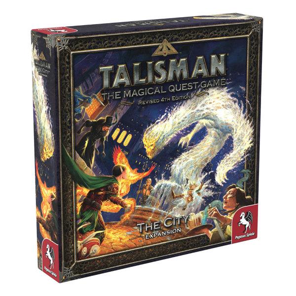 Talisman – The City Expansion