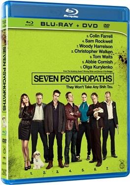 Seven Psychopaths (2012)  hos WEBHALLEN.com