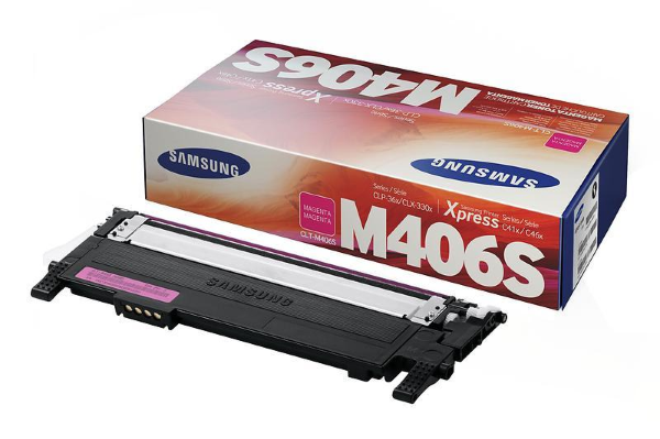 Samsung Toner till CLP-365 CLT-M406S/ELS Magenta