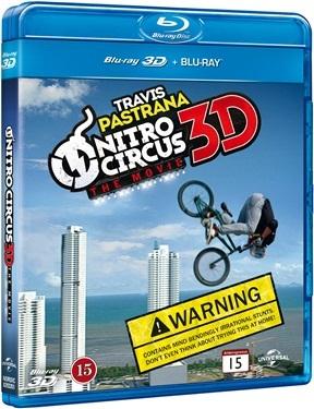 Nitro Circus: The Movie (3D + 2D) (2012)  hos WEBHALLEN.com