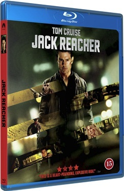 Jack Reacher (2012)  hos WEBHALLEN.com