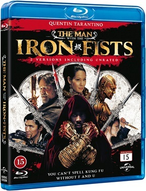 The Man with the Iron Fists (2012)  hos WEBHALLEN.com
