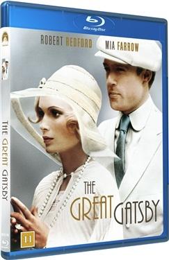 Den store Gatsby (1974)  hos WEBHALLEN.com
