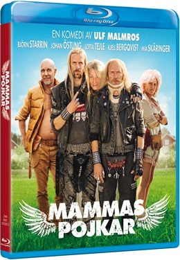 Mammas pojkar (2012)  hos WEBHALLEN.com