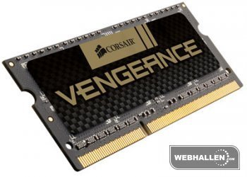 Corsair Vengeance 8GB DDR3 PC3-12800 1600MHz SO-DIMM (1x8GB) (Fyndvara - Klass 1)