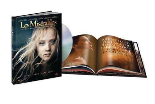 Les Misérables - Digibook med soundtrack (2012)  hos WEBHALLEN.com