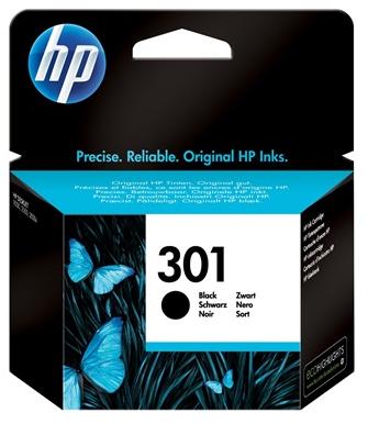 HP 301 (Svart)