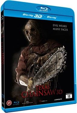 Texas Chainsaw 3D (3D + 2D) (2013)  hos WEBHALLEN.com