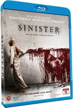 Sinister (2012)  hos WEBHALLEN.com