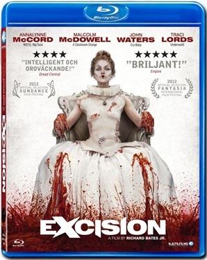 Excision (2012)  hos WEBHALLEN.com
