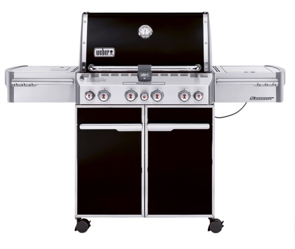 Weber Gasolgrill Summit E-470