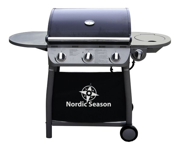 Nordic Season Gasolgrill Savannah II