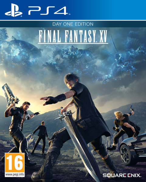 Final Fantasy XV (15) - Day One Edition