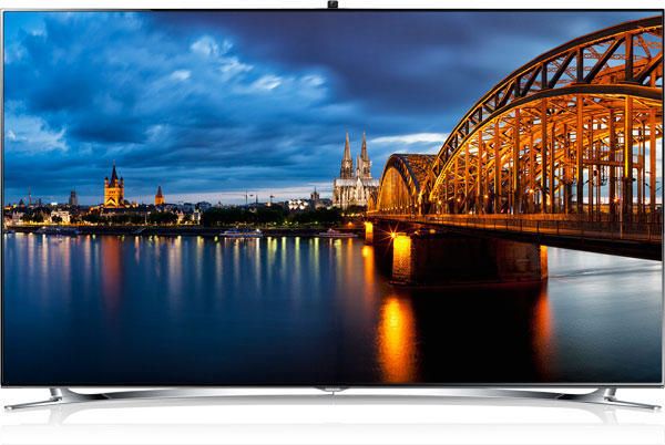 "Samsung 65"" LED-TV UE65F8005STXXE"
