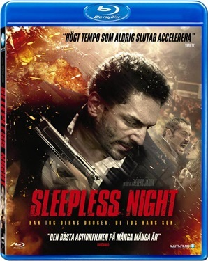 Sleepless Night (2011)  hos WEBHALLEN.com