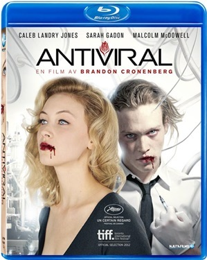 Antiviral (2012)  hos WEBHALLEN.com