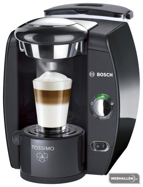 Bosch Espressomaskin Tassimo TAS4212 Svart (Fyndvara - Klass 1)