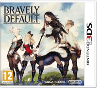 Bravely Default - Flying Fairy - Nintendo 3DS - WEBHALLEN.com