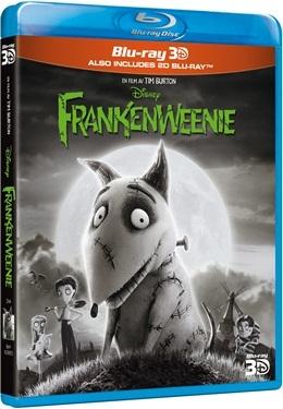 Frankenweenie (3D) (2012)  hos WEBHALLEN.com