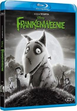 Frankenweenie (2012)  hos WEBHALLEN.com