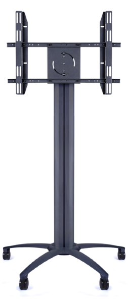 Mulitbrackets M Public Display Stand 180 Single Black