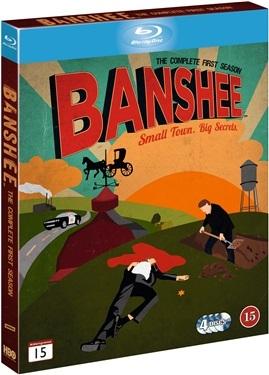 Banshee - Säsong 1 (2013)  hos WEBHALLEN.com