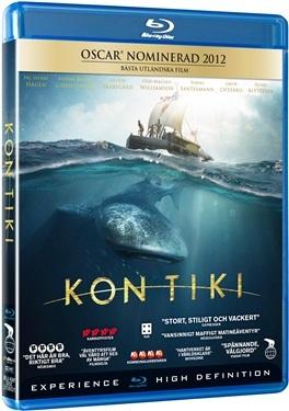 Kon-Tiki (2012)  hos WEBHALLEN.com