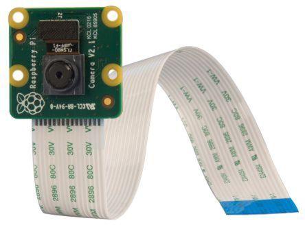 Raspberry Pi Internal Camera Module V2 (8MP still / 1080p video)