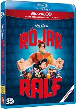 Röjar-Ralf (3D) (2012)  hos WEBHALLEN.com