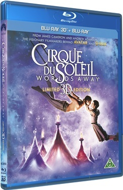 Cirque Du Soleil: Worlds Away (3D) (2012)  hos WEBHALLEN.com