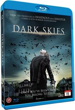 Dark Skies (2013)  hos WEBHALLEN.com