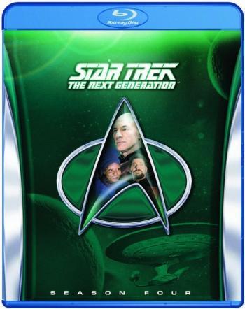 Star Trek: The Next Generation - Säsong 4  hos WEBHALLEN.com