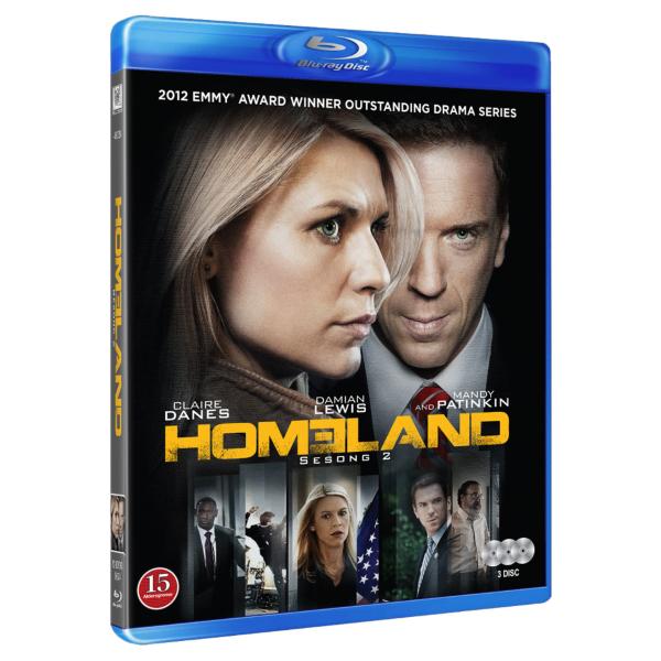 Homeland - Säsong 2 (2013)  hos WEBHALLEN.com