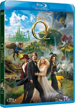 OZ The great and Powerful (2013)  hos WEBHALLEN.com