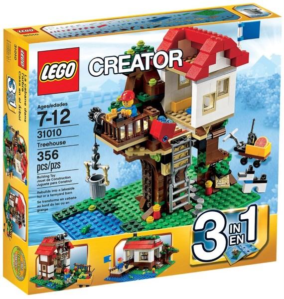 LEGO Creator – Trädkoja 31010