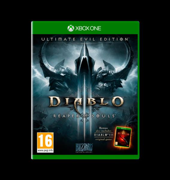 Diablo III: (3) Reaper of Souls - Ultimate Evil Edition