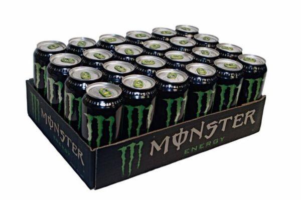 monster energy flak