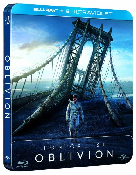 Oblivion - Limited Edition Steelbook (2013)  hos WEBHALLEN.com