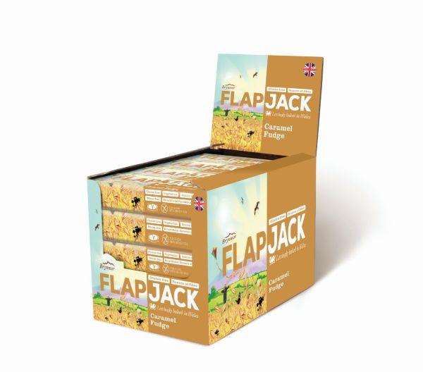 wholebake flapjack sverige