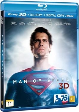 Man Of Steel - 3D (2013)  hos WEBHALLEN.com