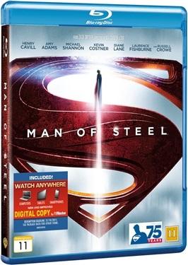 Man Of Steel (2013)  hos WEBHALLEN.com