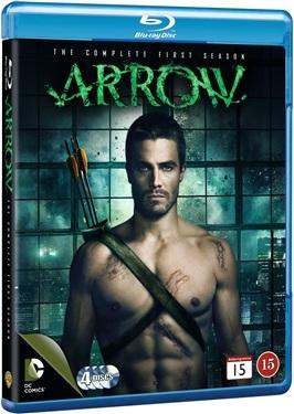 Arrow - Säsong 1 (2013)  hos WEBHALLEN.com