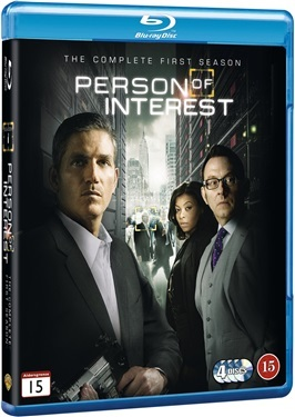 Person Of Interest - Säsong 1  (2011) hos WEBHALLEN.com