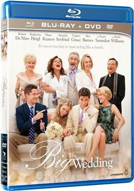 The Big Wedding (2013)  hos WEBHALLEN.com