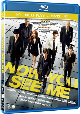 Now you see me (2013)  hos WEBHALLEN.com