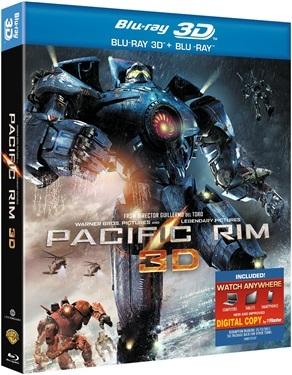 Pacific Rim (3D - limited edition) (2013)  hos WEBHALLEN.com