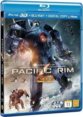 Pacific Rim (3D) (2013)  hos WEBHALLEN.com