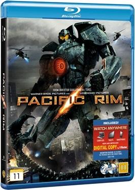 Pacific Rim (2013)  hos WEBHALLEN.com